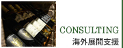 CONSULTING  海外展開支援
